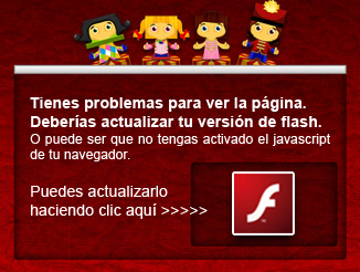 Descargar Flash Player